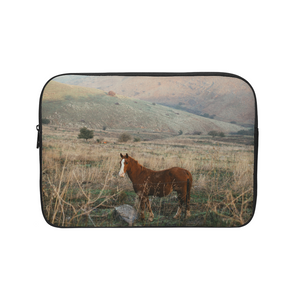 Wild Horse Laptop Sleeve