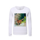 Cat Molly - Kids Graphic Sweatshirt
