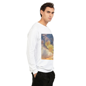 Flower Power Men's Graphic Sweatshirt