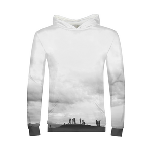 Mountain People - Kids Hoodie