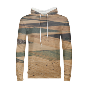 Yellow Fields Men's Hoodie