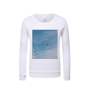 Blue Sky Kids Graphic Sweatshirt
