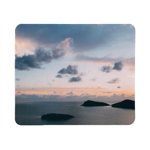 Cloudy Sunset Mouse Pad