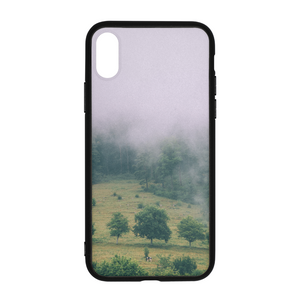 The Hiding Cow - iPhone X Case