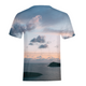 Cloudy Sunset Kids T-Shirt