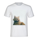 Cat&Forest Kids Graphic Tee