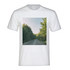 Forested Road Kids Graphic T-Shirt