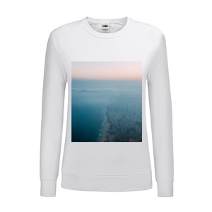 Top View Women's Graphic Sweatshirt