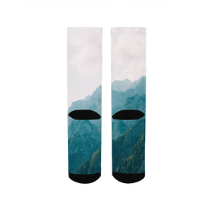 Mountain Tops Men's Socks