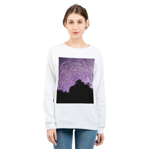 Dancing Stars Women's Graphic Sweatshirt