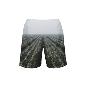 End of the field Men's Swim Trunk