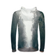 Foggy Forest Road - Men's Hoodie