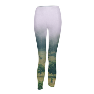 The Hiding Cow Women's Yoga Pant