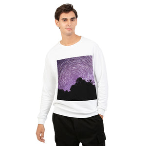 Dancing Stars Men's Graphic Sweatshirt
