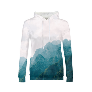 Mountain Tops Women's Hoodie