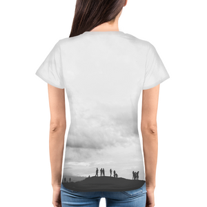 Mountain People - Womens T-Shirt
