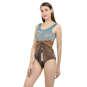The Infinity Way Women's One-Piece Swimsuit