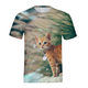 Cat Molly - Kids T-Shirt