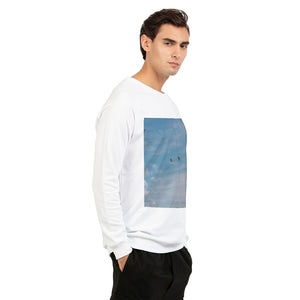 Blue Sky Men's Graphic Sweatshirt