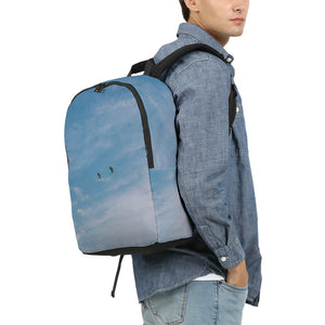 Blue Sky Large Backpack