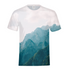 Mountain Tops Kids T-Shirt