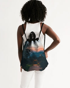 Amirim3 Canvas Drawstring Bag