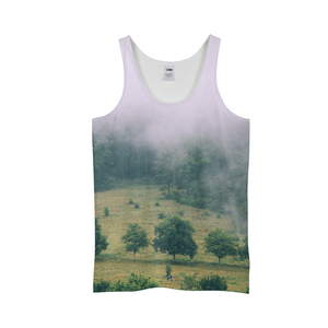The Hiding Cow Men's Tank