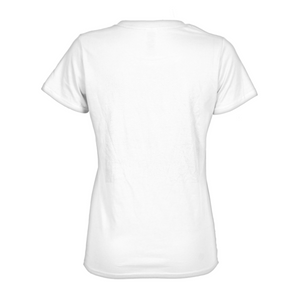 The Hiding Face Women's Graphic Tee