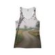 Foggy Trees Women's Tank