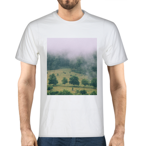 The Hiding Cow Men's Graphic Tee