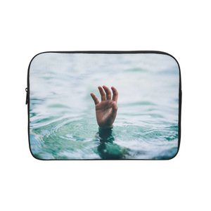 The Lost Hand Laptop Sleeve