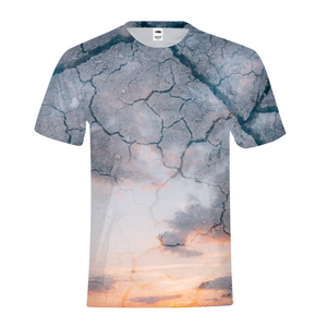 Sky Ground Men's T-Shirt
