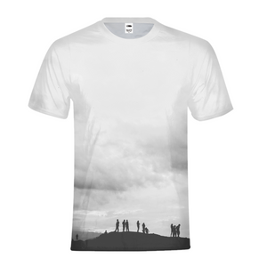 Mountain People - Kids T-Shirt