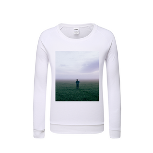 The Lonely Photographer Kids Graphic Sweatshirt
