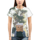 The Hiding Face - Womens T-Shirt