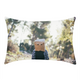 The Hiding Face Queen Pillow Case