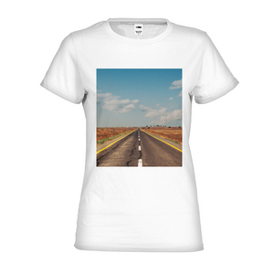 The Infinity Way - Womens Fitted T-Shirt