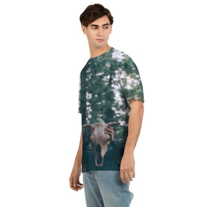 Cow Skull Men's T-Shirt