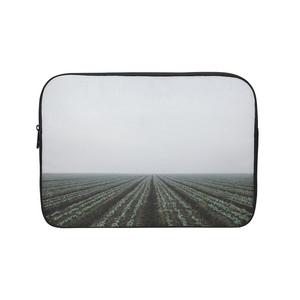 End Of The Field - Laptop Sleeve