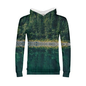 Crazy Reflection - Kids Hoodie