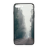 Foggy Forest Road iPhone 8 Plus Case