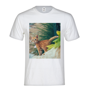 Cat Molly - Kids Graphic T-Shirt