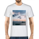 Cloudy Sunset Men's Graphic T-Shirt