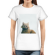 Cat&Forest Women's Graphic Tee