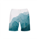Mountain Tops Men's Swim Trunk
