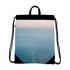 Top View Canvas Drawstring Bag