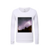 Purple Light Kids Graphic Sweatshirt