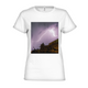Purple Light Women's Graphic T-Shirt