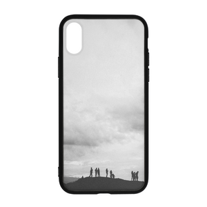Mountain People - iPhone X Case