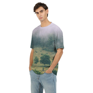 The Hiding Cow - Mens T-Shirt